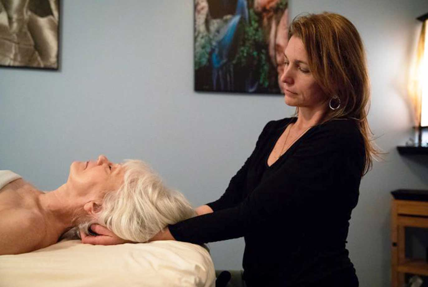 Neck Massage Massage Therapy Works Inc in Somerville, MA
